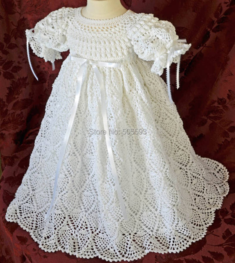 Free Crochet Patterns For Baby Girl Clothes : 2014-Baby-girl-dress-Handmade-Dress-Pattern-home-dress ...