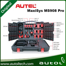 Automatic Wi Fi updates Autel maxisys Pro MS908P Universal font b scanner b font for diagnostics