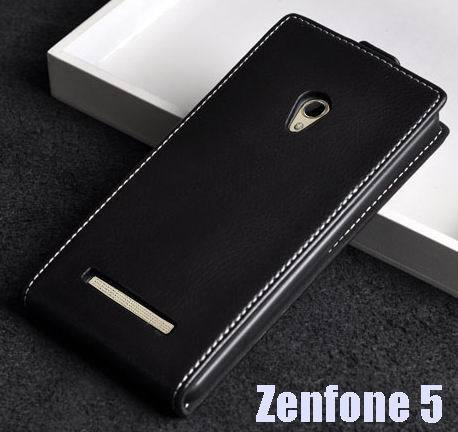 Luxury Business Style Flip Leather Case For Asus Zenfone 5 Cover Magnetic Pouch + Zenfone 5 Screen Protector(Not for A502CG)(China (Mainland))