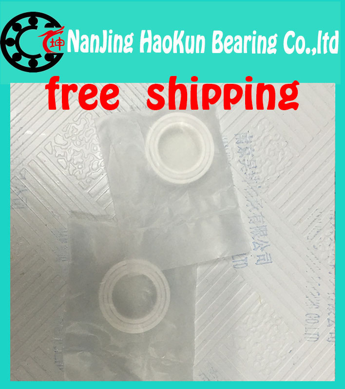 Фотография Free shipping 6009 full ZrO2 ceramic deep groove ball bearing 45x75x16mm