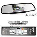 Wholesale Parking vehicle 4 3 Colorful LCD Car Rear View Mirror Monitor TFT Screen With Auto