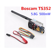 100% original Boscam TS352 FPV 5.8G 500mW Wireless Video FPV Transmitter Free Shipping