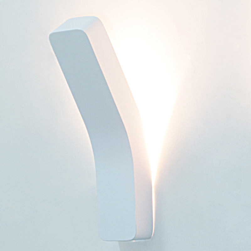 Bedside Wall Lamp With Led : Personalized Fashion Modern bedside lamp 3W LED power wall lamp box bracket lamp AC 85 265V ...