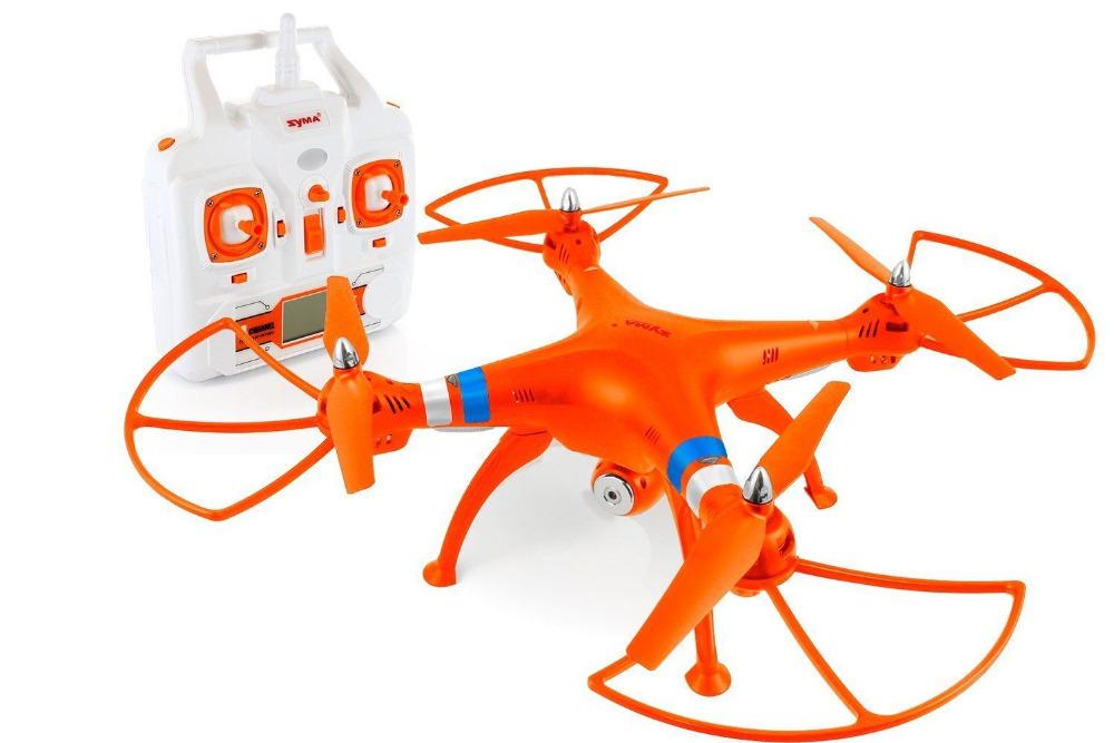 Syma X8W Explorers RC Quadcopter WiFi FPV 4CH 6-Axis Gyro Drone w/2MP Camera RTF with Battery FPV Quadcopter