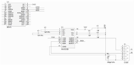 original raspberry pi b  b plus accessories rpi uart expand module uart extend board