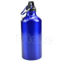 Free Shipping 500ml Outdoor Camping Bicycle Stainless Steel Vacuum Preservation Water Bottle(China (Mainland))
