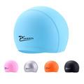 Adult Swimming caps Unisex PU Waterproof Swimming hat long hair swim hats Ear Protector Flexible colorful