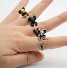 Buy Fei Ye Paws Vintage Cute 3D Koala Bear Animal Anel Ring Men Jewelry Anillos Hippie Dogs Fashion Rings For Women Anel Feminino for $2.02 in AliExpress store