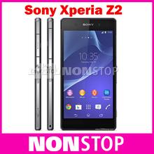 "Original Sony xperia z2 l50w D6503  unlocked 20.7MP camera 5.2""inches Quad-core 3GB+16GB Memory(China (Mainland))"