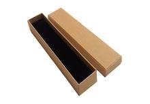 High Quality Free shipping wholesale 40pcs /lot 22*5*3.2 fashion kraft paper necklace box,pendant box(China (Mainland))