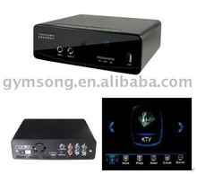 500G hard disk driver  with 25000  original  KTV songs   ,Popular Video Formats HD-K8 HDD karaoke equipment(China (Mainland))