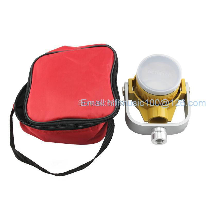 Details about NEW Yellow Single Prism w/Bag ,for TOPCON/SOKKIA/NIKON total stations(China (Mainland))