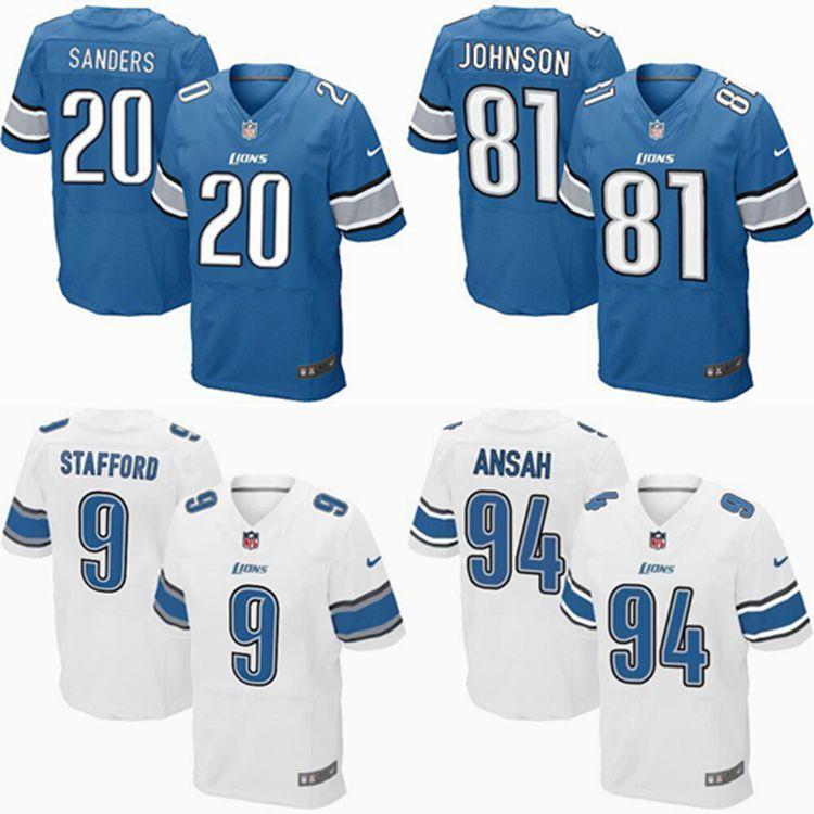 nfl Detroit Lions Ameer Abdullah Jerseys Wholesale