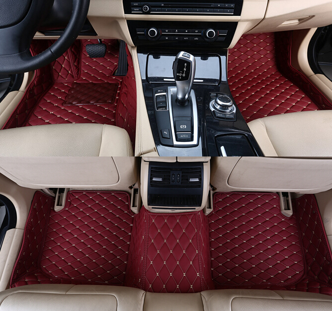 2015 newly custom special floor mats for mercedes benz e for Mercedes benz e350 floor mats