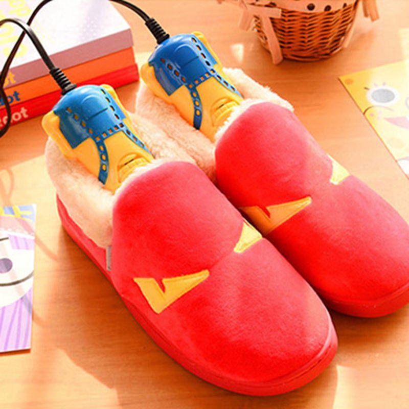 Cartoon shape deodorant sterilization bake shoes Warm shoes(China (Mainland))