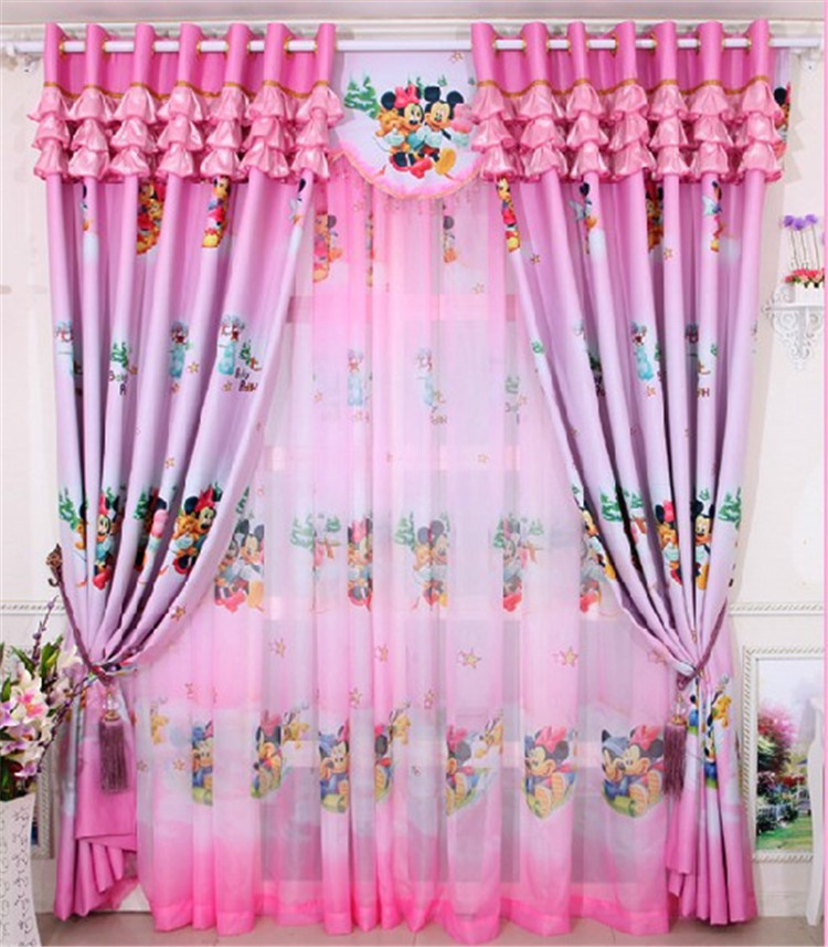 rideau de chambre fille. stunning decoration chambre fille mauve
