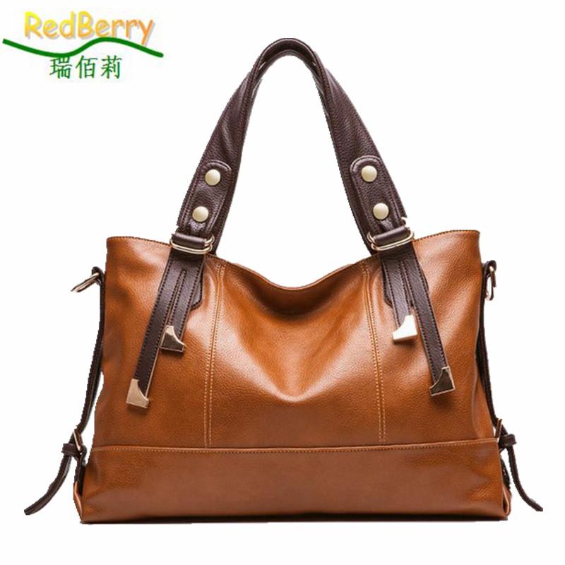 New Women Handbag Genuine Leather Bag Lichee Pattern Shoulder Bags Bolsas Femininas Crossbody Tote Fashion Women Messenger Bags(China (Mainland))