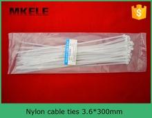 Ce, Ul, Rohs нейлоновый трос связи 300 мм MKCT 3.6 * 300 мм 100 шт. / сумка