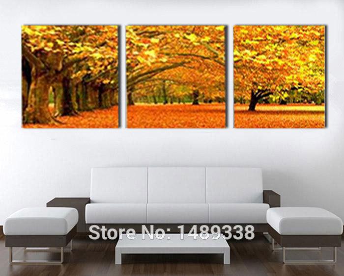 Peinture d 39 rable promotion achetez des peinture d 39 rable promotionne - Peinture sur toile moderne pas cher ...