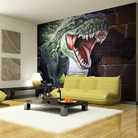 Pics Photos Dinosaur Wall Murals Dinosaur Wall Decorations