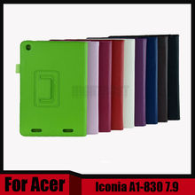 3 in 1 Litchi Pu leather stand case cover For Acer Iconia Tab A1-830 A1 830 7.9″ tablet  + Stylus + Screen Film
