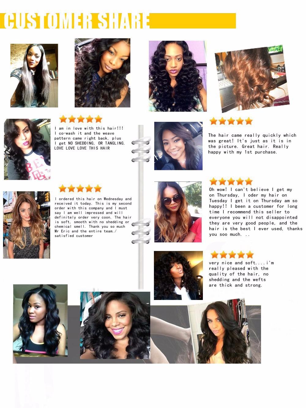 Top 9A Funmi Hair Weave 3pcs/lot  Brazilian fumi hair extension 100% Brazilian human remy hair bundles TD hair weaving products