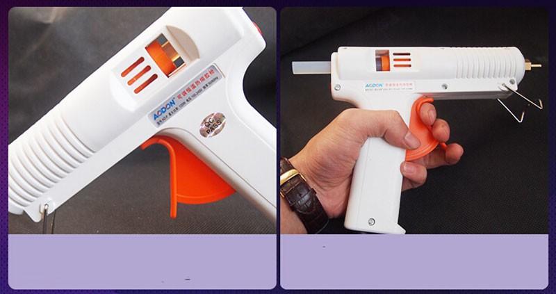 Melt White Translucence 10pcs Glue Adhesive Stick 190mm 7mm Fit for Glue Gun SP