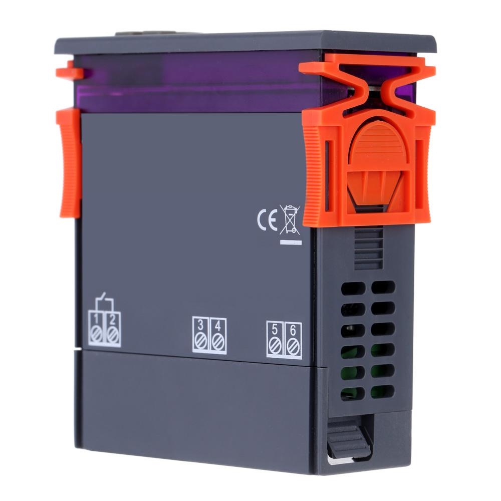 90 250v10a digital temperature controller thermocouple 50 110 celsius degree with sensor - Temperature frigo 10 degres ...