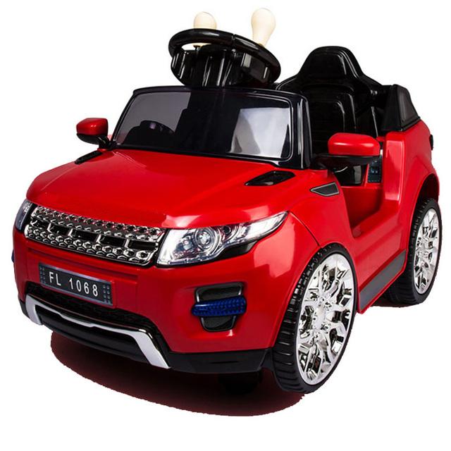 T l commande lectrique enfants voitures monter sur la for Auto pour bebe