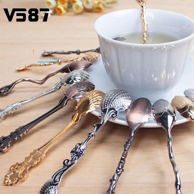 Ложки кофейные из Китая