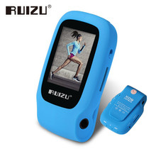 RUIZU X09 MINI MP3 Player Running Sports Clip Mp3 Walkman Support TF Card Music Player With 1.5 inch Screen E-Book Recording FM(China (Mainland))