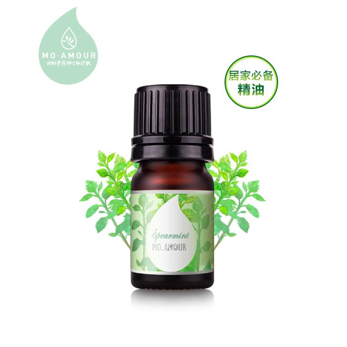 Shrink pores oil balancing spearmint essential oil(China (Mainland))