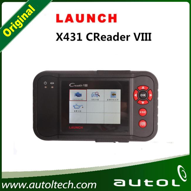 Launch X431 Creader VIII x431 creader Viii Original Launch Creader 8 Upgrade Online(China (Mainland))