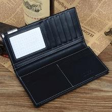 2015 Fashion Man Wallets Bag Men Leather Wallet Men Purse Fashion Carteira Feminina Brand Card Holder