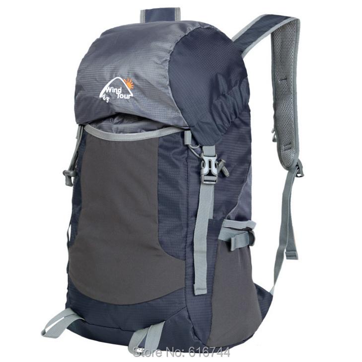 35L Ultralight Waterproof Backpack Fold Away Travel Dry Bag Climbing Hiking New