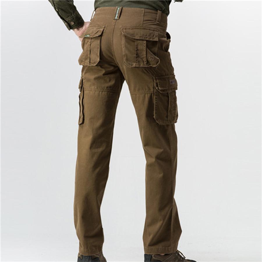 Size 42 Cargo Pants - White Pants 2016