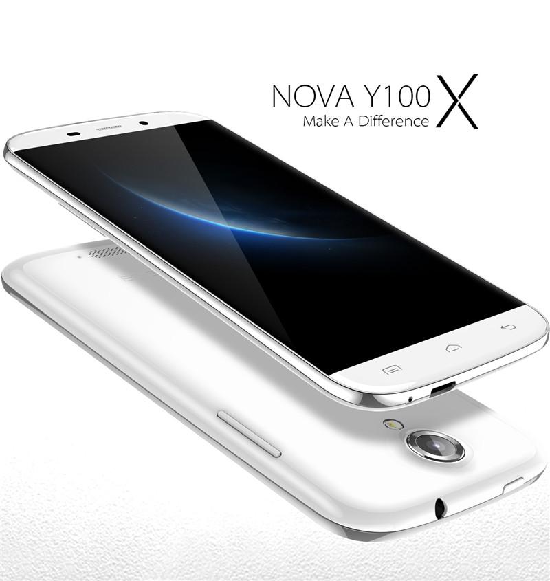 "Original Doogee NOVA Y100 X Y100X MTK6582 Quad Core 5.0"" 1GB RAM 8GB ROM 8.0MP Camera 2200mAH Android 5.1 WCDMA Phone(Hong Kong)"