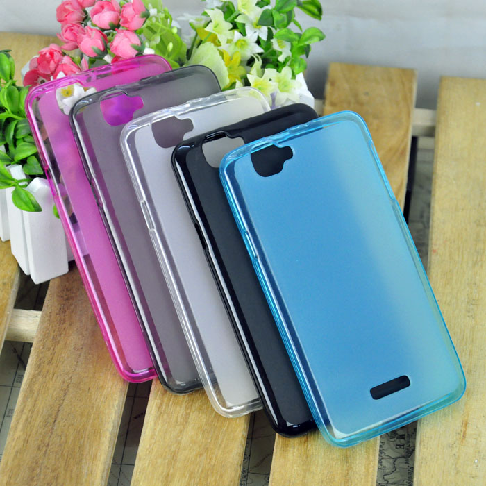 Free Shipping Pudding Phone Cases For Qmobile i9 Soft TPU Cell Phone Pudding Phone Cover In Stock(China (Mainland))