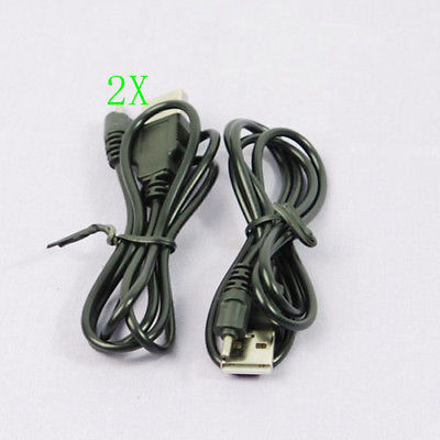 Consumer Electronics Shop -  Free shipping 2 X USB Charger Cable for Nokia N73 N95 E65 6300 70cm<br><br>Aliexpress