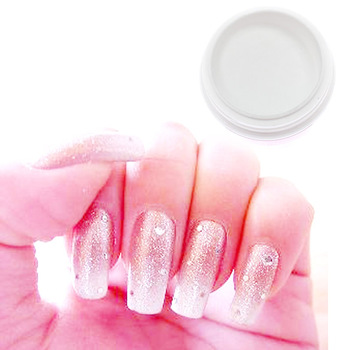 1oz Nail Art A Polymer Acrylic Clear Powder Nail Decoration Pink Free Shipping