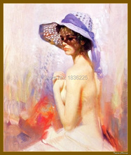 sex images painting handmade oil painting Western sex pictures girl beautiful naked women nude girl oil painting for home(China (Mainland))