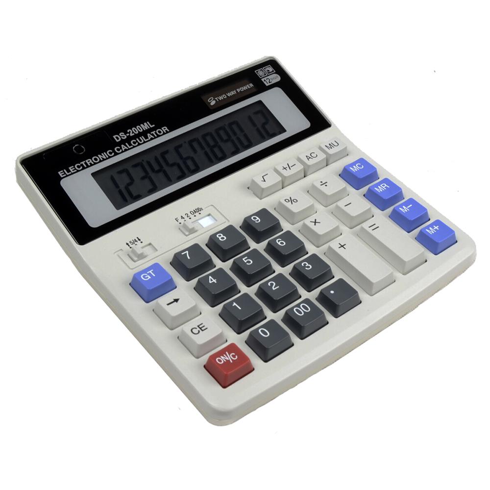 Grosse calculatrice cl promotion achetez des grosse for Grand bureau ordinateur