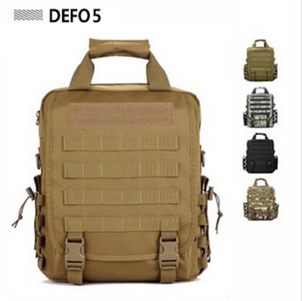 Outdoor Military Tactical Assault Backpack Molle System 3 day Life Saver Bug Out Bag Molle Laptop