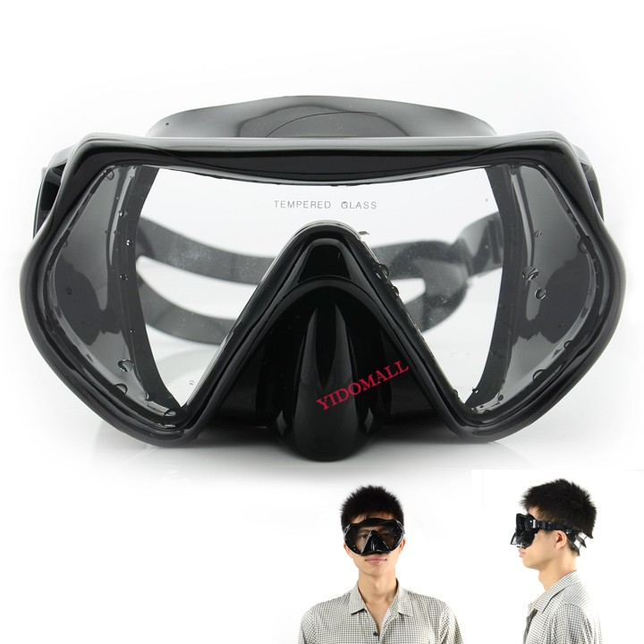 Swimming Scuba Diving Goggles Mask Snorkeling Silicone Mask #012(China (Mainland))
