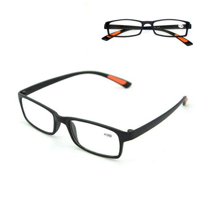 New fashion tr90 TR Light Comfy Stretch unisex reading glasses man woman presbyopic free shipping oculos
