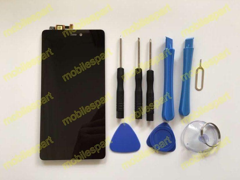 LCD Screen for Xiaomi Mi4C 100% New Replacement Accessories LCD Display +Touch Screen For Xiaomi Mi4c Mi 4c Mi4c Prime