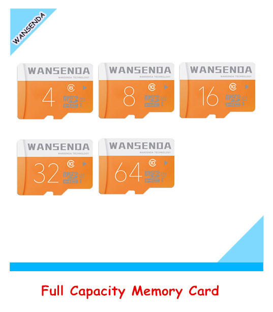 product 100% Real Capacity Memory Card 32GB 16GB 8GB 4GB Class 6 Class 10 Micro SD Card TF Card Free Adapter +Card Reader Free Shipping