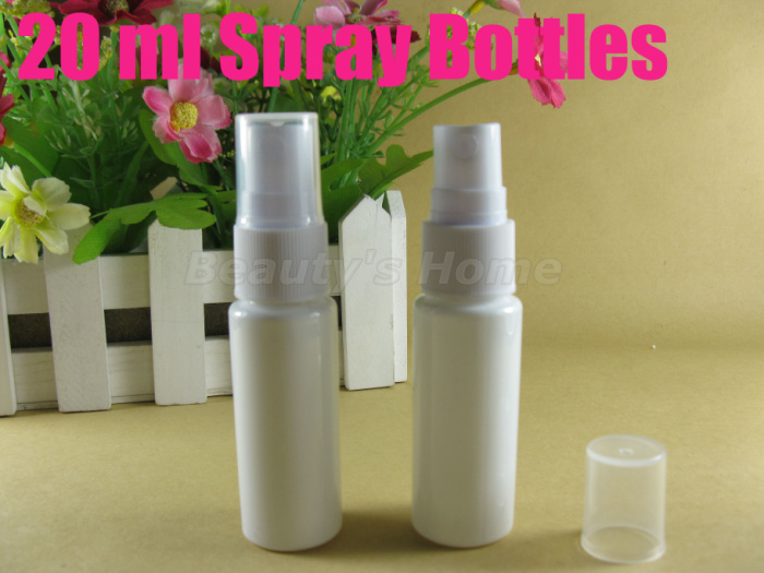20ml spray bottle Refillable make container small/empty bottles #1883 - Packing Supplier(Bottles and Jars store)