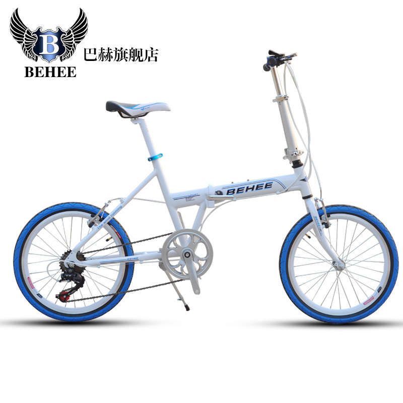 2014 New Bach bicycle 20 folding bike road bike 2014 aluminum alloy bicycle lovers ultra-light Free Shipping(China (Mainland))