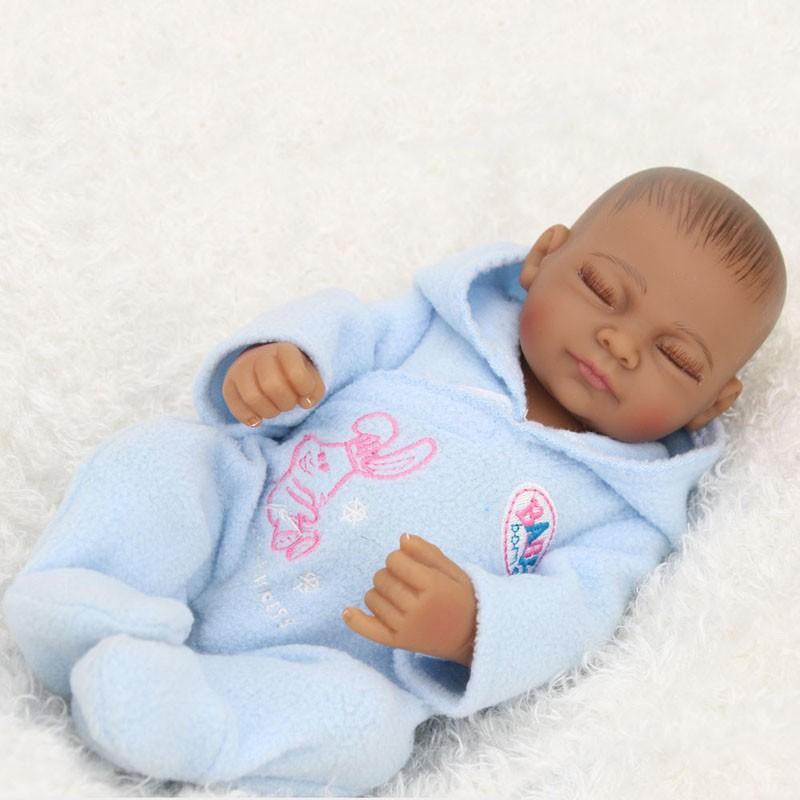 Aliexpress Com Buy African American Baby Doll Black Boy